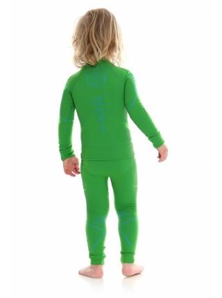 Кальсоны для мальчика Brubeck Thermo Nilit Heat зеленый