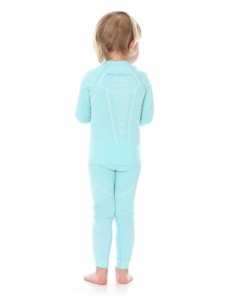 Детские кальсоны для девочки Brubeck Thermo Nilit Heat голубой