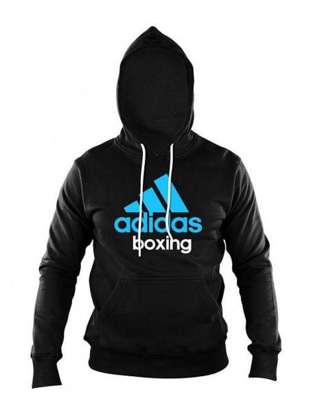 Толстовка Adidas Community Hoody Boxing (детская), черный