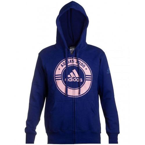 Толстовка Adidas Jacket Judo, синий