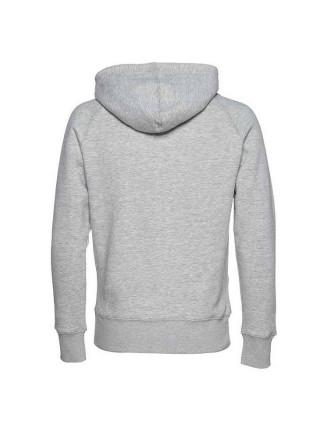 Толстовка Adidas Leisure All Day Hoody Jiu-Jitsu, серый