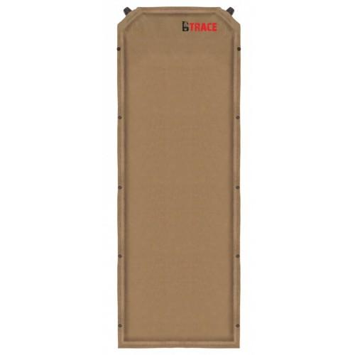 Ковер самонадувающийся Warrm Pad 7 190х63х7 см BTrace M0204 коричневый