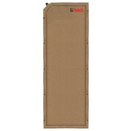 Ковер самонадувающийся Warrm Pad 3 190х60х3 см BTrace M0206 коричневый