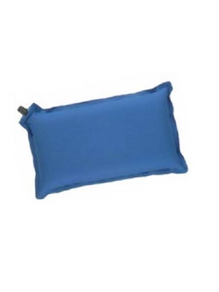 Подушка самонадувающаяся Elastik 50х30х8,5 см BTrace M0213 синий