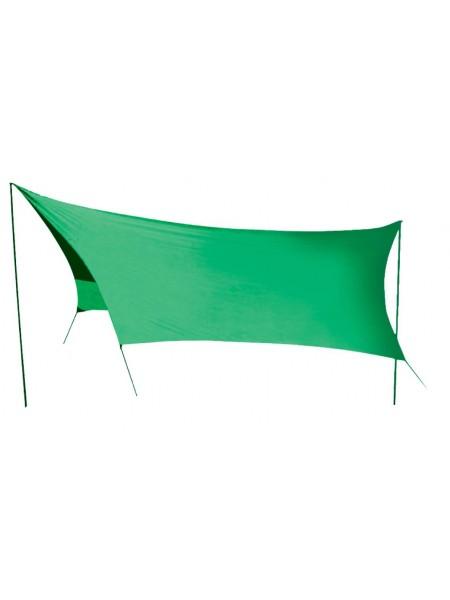 Тент 4,4х4,4 BTrace Т0379 зеленый