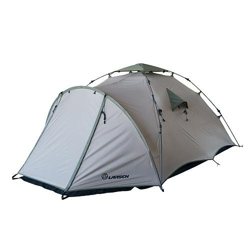 Палатка 3-х местная Larsen Flash быстросборная