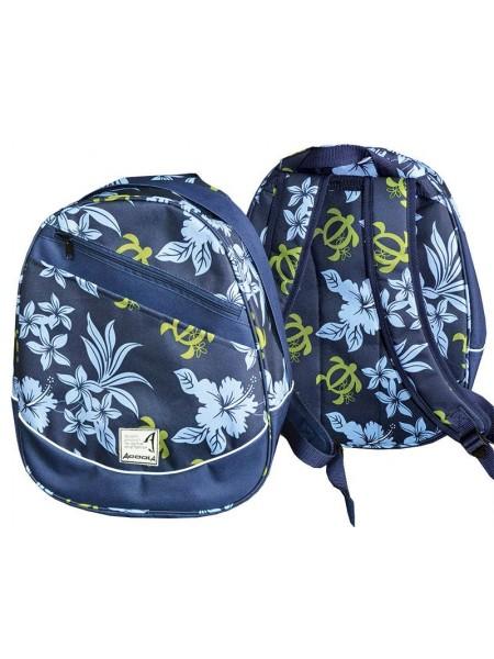 Рюкзак Acoola City Style Time лилии/синий