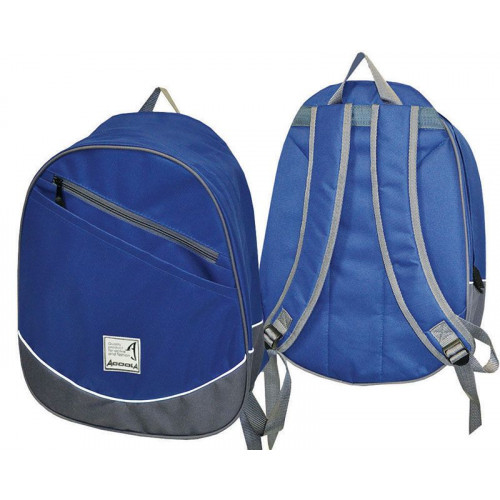 Рюкзак Acoola City Style Time синий/серый