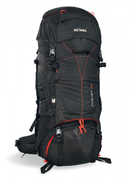 Рюкзак туристический Tatonka Yukon 70, чёрный, 1402.040