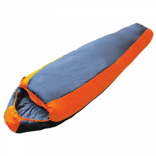 Спальный мешок туристический Nord 3000 BTrace левый SO543 серый/оранжевый