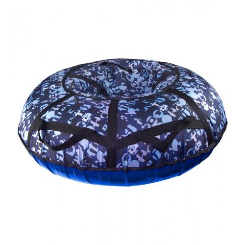 Тюбинг СК (Спортивная Коллекция) Люкс Pro Камуфляж синий