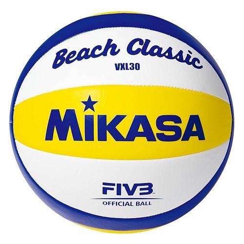 Мяч волейбольный пляжный Mikasa VXL 30