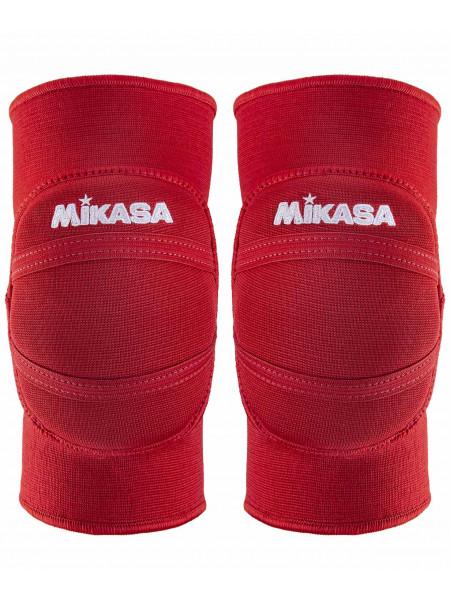 Наколенники волейбольные Mikasa MT8-049, красный