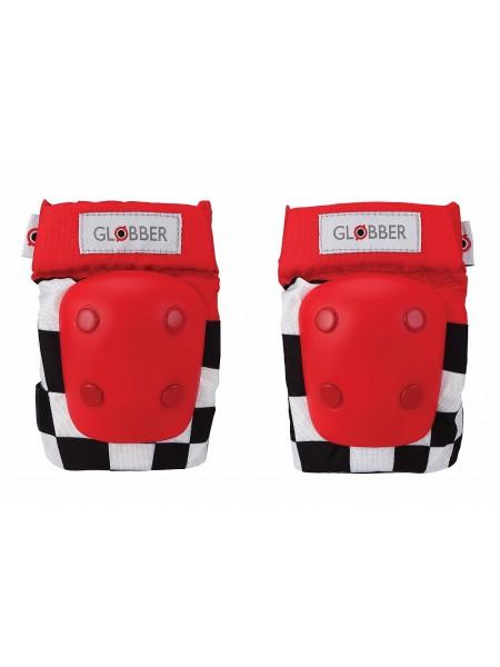 Набор защиты Globber Toddler Pads красный