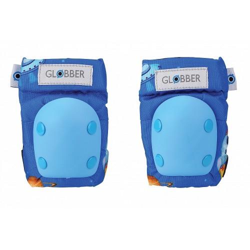 Набор защиты Globber Toddler Pads синий
