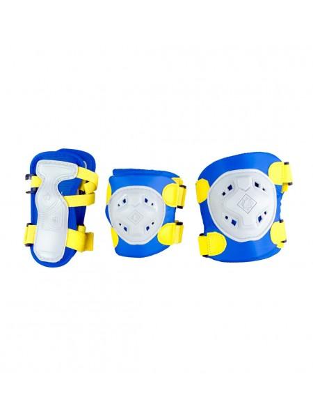Защита детская MaxCity Game синий