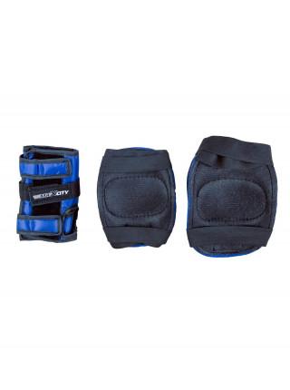 Защита детская MaxCity Standard синий
