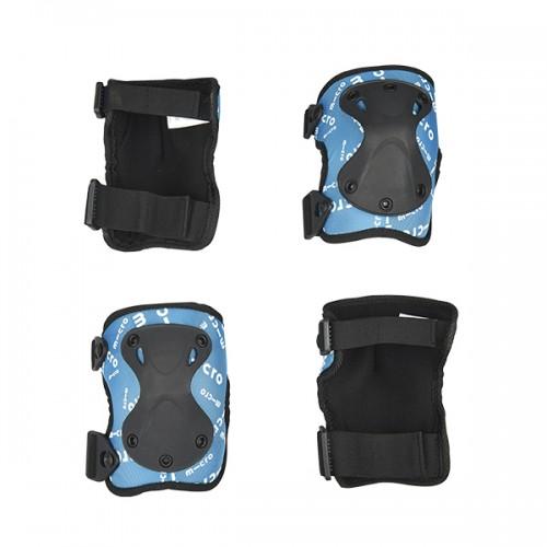 Комплект защиты MICRO голубой NEW