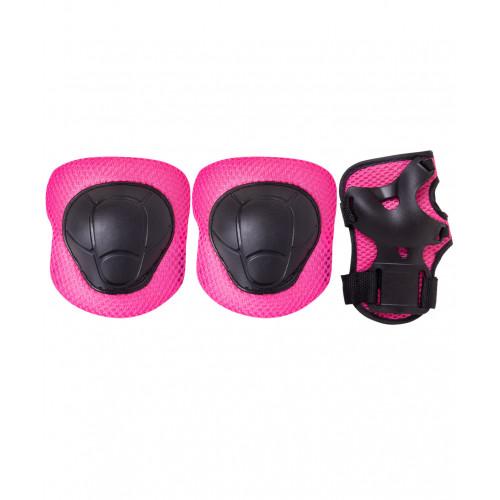 Комплект защиты Ridex Zippy, розовый