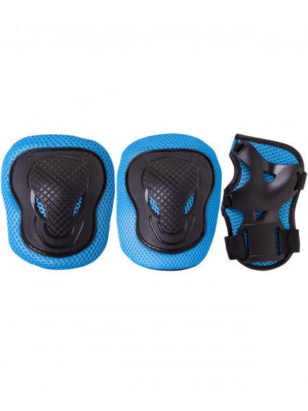 Комплект защиты Ridex Robin, голубой