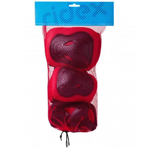 Комплект защиты Ridex Robin, красный