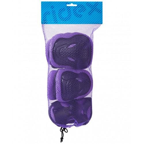 Комплект защиты Ridex Robin, фиолетовый