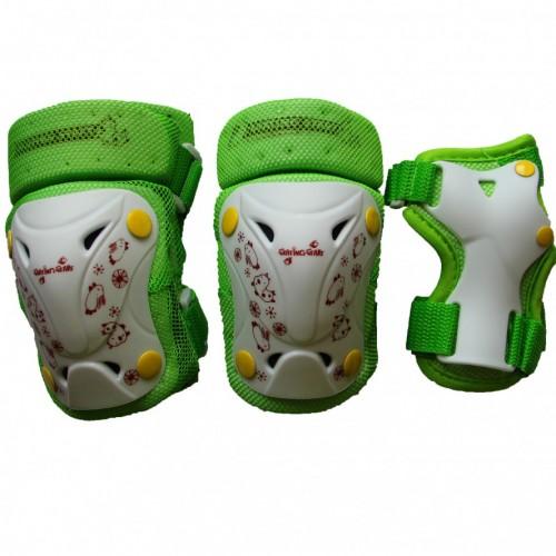 Комплект защиты EXPLORE PROTECTOR зеленый