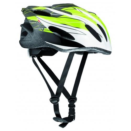 Шлем защитный Fila Fitness Helmet черный/белый