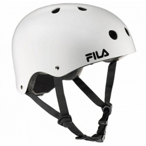 Шлем защитный Fila NRK Helmet белый