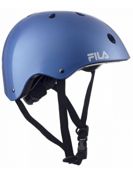 Шлем защитный Fila NRK Helmet светло-синий