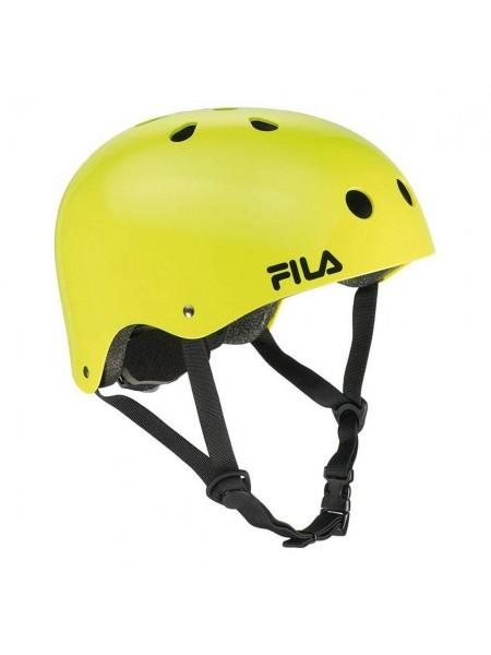 Шлем защитный Fila NRK Helmet лайм