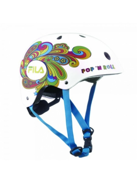 Шлем защитный Fila Bella Helmet белый