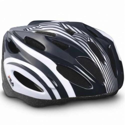 Шлем защитный Fila Ftness Helmet черный/белый