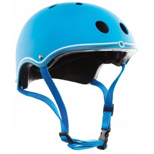 Защитный шлем GLOBBER JUNIOR голубой