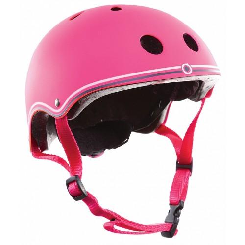 Защитный шлем GLOBBER JUNIOR розовый неон