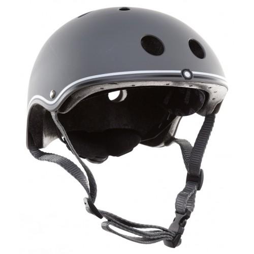 Защитный шлем GLOBBER JUNIOR серый