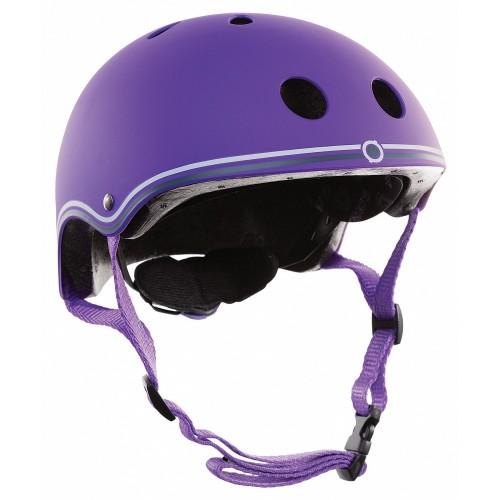 Защитный шлем GLOBBER JUNIOR фиолетовый