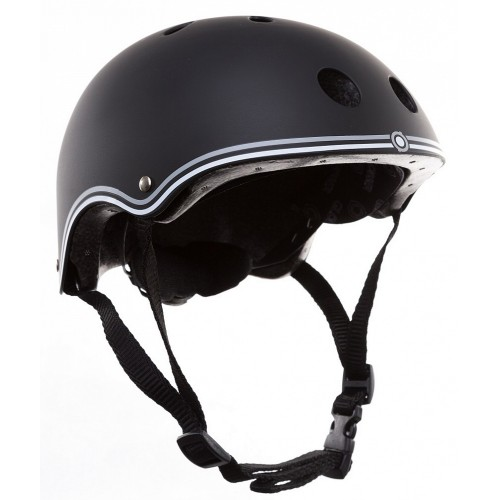 Защитный шлем GLOBBER JUNIOR черный