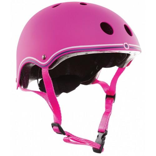 Защитный шлем GLOBBER JUNIOR розовый