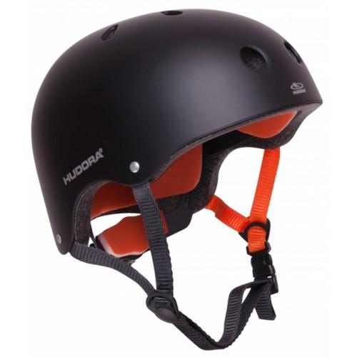 Защитный шлем Hudora черный