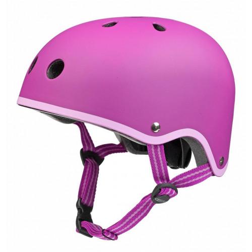 Защитный шлем Micro малиновый