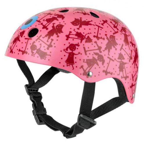 Защитный шлем Micro розовый