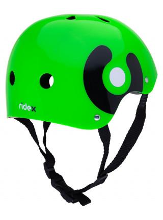 Шлем защитный Ridex Zippy, зеленый