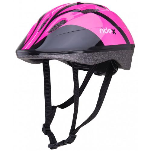 Шлем защитный Ridex Rapid, розовый