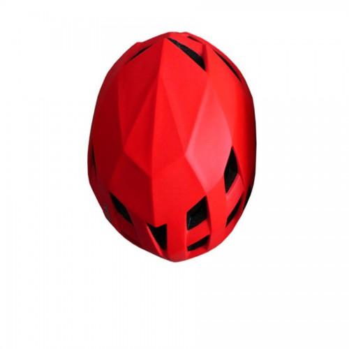 Защитный шлем EXPLORE CREST красный
