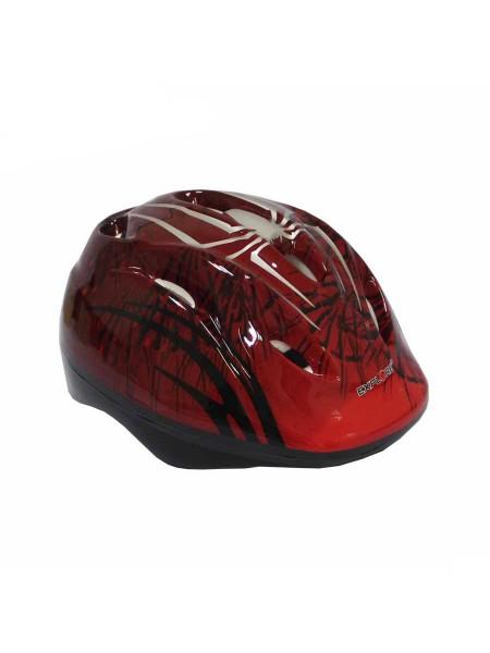 Защитный шлем EXPLORE GALAXY красный