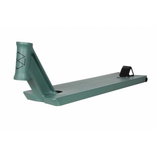 """Дека для трюкового самоката NATIVE Deck Advent II - 5.25""""/133.5mm x 23""""/585mm - Leaf"""