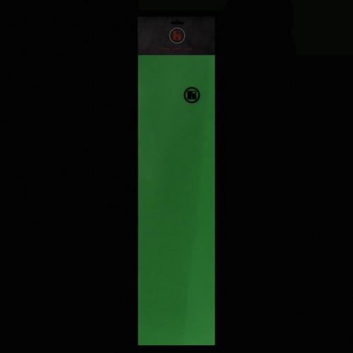 Шкурка универсальная светящаяся в темноте  HIPE Glowing 2020 560x150 mm. черный