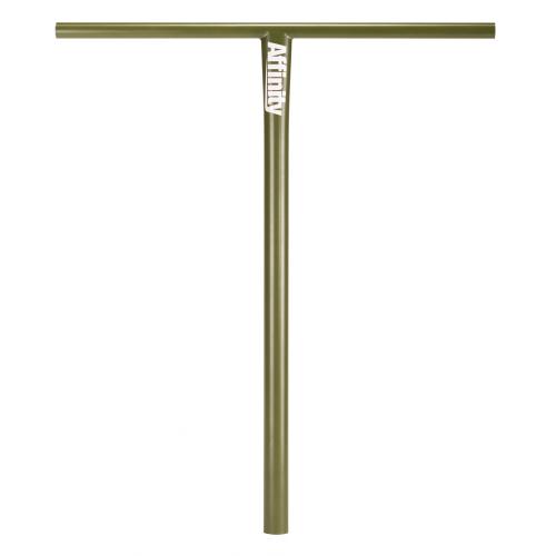 Руль для самоката AFFINITY Olive Green XL Signature T Bar - Standard