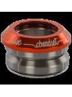Рулевая WISE Integrated Headset Dreadset - Orange